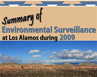 Summary of 2009 ESR Summary Report Sample