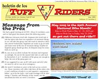 Tuff Rider Newsletter