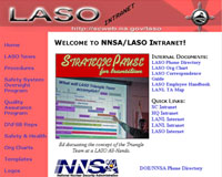 LASO Intranet